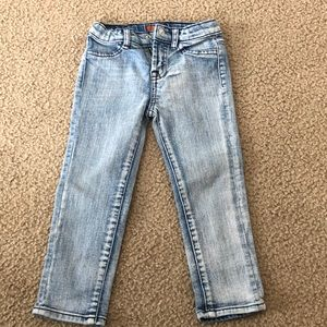 Toddler Boy 7 for all mankind Jeans